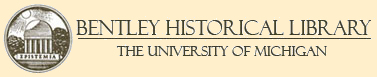 Bentley Historical Library Logo