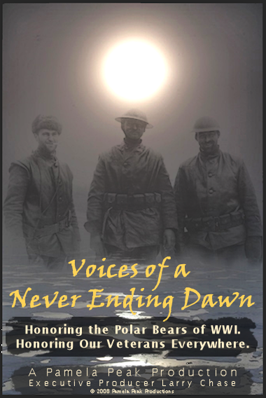 Poster - Voices of a Never Ending Dawn
